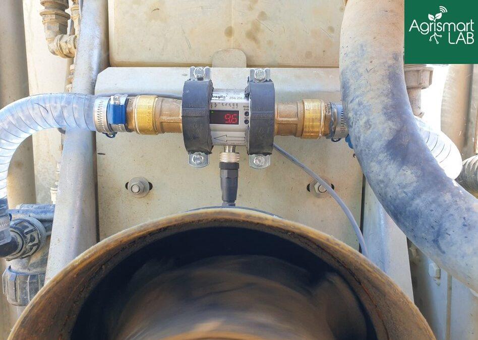 Campi Connessi. Un semplice flussometro per un'agricoltura più sostenibile